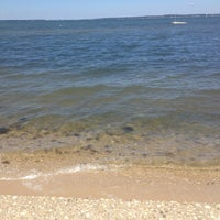 Photo taken at Noyac Bay by Natalie K. on 9/4/2013