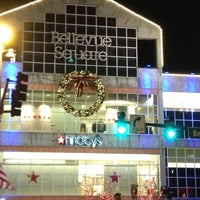 Photo taken at Bellevue Square by Rob W. on 12/18/2012