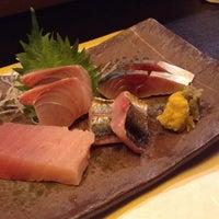 Photo taken at 日本酒 はなおか by t_masashi_blue た. on 2/7/2014