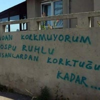 Photo taken at İtdurmaz Tepesi by Ulaş H. on 1/9/2018