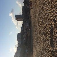 Photo taken at Amanzimtoti Main Beach by Kent B. on 7/23/2017