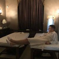 Photo taken at Original thai spa «Белый Лотос» by Dmitry K. on 1/2/2018
