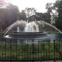 Photo taken at Franklin Square by Michael H. on 6/15/2013