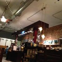 Photo taken at Dollop Coffee & Tea Co. by Jason P. on 10/30/2012