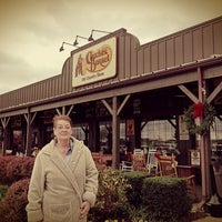 Photo taken at Cracker Barrel Old Country Store by Jason P. on 11/23/2012