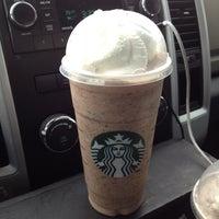 Photo taken at Starbucks by Jessica on 4/12/2014