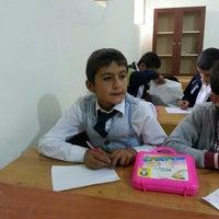 Photo taken at Sason İmam Hatip Ortaokulu by Nihan K. on 10/13/2014