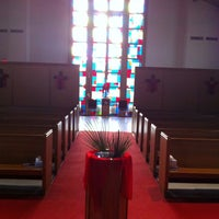 Photo taken at Hope Episcopal Church by Ademian P. on 4/7/2013