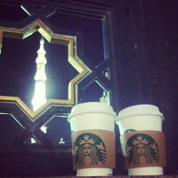 Photo taken at Starbucks by Mahmood A. on 12/28/2012