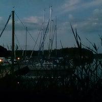 Photo taken at Merivalkama by Timo K. on 7/22/2014