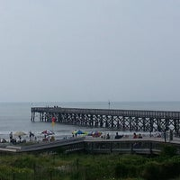 Photo taken at Isle of Palms Beach by Keith B. on 7/25/2013