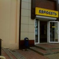 Photo taken at Евросеть by Максим Ж. on 7/10/2014