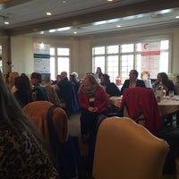 Photo taken at Gettysvue Country Club by Remarkable! A Speakers Bureau on 2/12/2016
