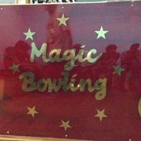 Photo taken at Magic Bowling by HaNs N. on 4/10/2014