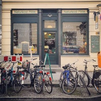 Photo taken at Naturkost Mitte by Michael D. on 3/2/2015