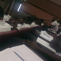 Photo taken at TLC Lecture Theatre D by Koedi S. on 4/24/2014