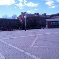 Photo taken at Plaza de la Remonta by Sergio on 2/2/2013