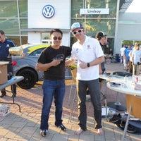 Photo taken at Lindsay Volkswagen of Dulles by JettaJimm V. on 8/13/2015
