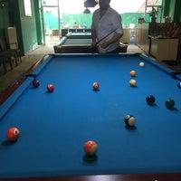 Photo taken at Billiarium Pool Club by Abdulkerim N. on 8/2/2016