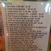 Photo taken at Falls City Restaurant & Pub by Rob D. on 8/30/2016