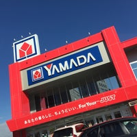 Photo taken at ヤマダ電機 テックランド名古屋千種店 by ごまちち on 12/7/2016