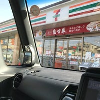 Photo taken at セブンイレブン 笠松町美笠通店 by ごまちち on 1/18/2018
