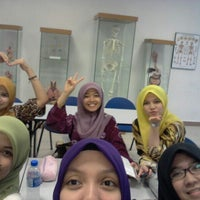 Photo taken at Faculty business management,Uitm puncak alam by Jia N. on 3/17/2014