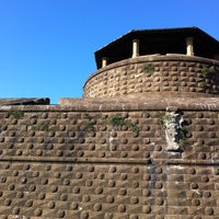 Photo taken at Fortezza da Basso by Tommaso B. on 10/20/2012