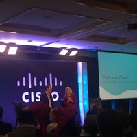 Photo taken at Cisco - Building J by Deanna B. on 12/15/2016