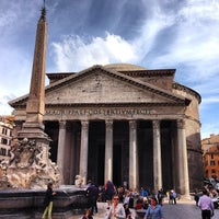 Photo taken at Pantheon by Alden Q. on 6/10/2013
