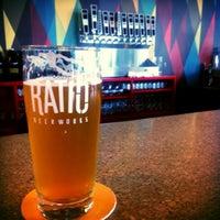Foto tomada en Ratio Beerworks por Aleksei S. el 4/15/2015