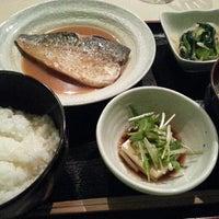 Photo taken at 和食 まつむら by YUKIE N. on 3/13/2014