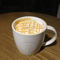 Photo taken at Starbucks by Rick L. on 12/20/2012