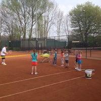 Photo taken at Zuilense Tennis Club by Rick L. on 4/2/2014