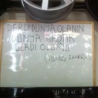 Photo taken at Mes oto by Orçun Ö. on 5/9/2014