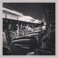Photo taken at Buss 502 by Tobias S. on 12/11/2012
