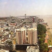 Photo taken at Edificio La Previsora by Dino V. on 10/11/2012