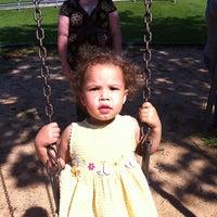 Photo taken at Buckner Park Playground by Mickey T. on 8/14/2013