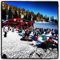 Photo taken at East Peak Lodge by Tsafrir M. on 2/10/2013