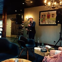 Photo taken at Cantine Winepub by Danielle S. on 4/5/2015