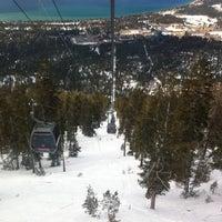 Photo taken at Heavenly Gondola by Joyce A. on 2/24/2013