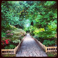 Photo taken at Holland Park by Mario M. on 10/4/2012