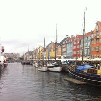 Photo taken at Nyhavnsbroen by Abigail O. on 6/29/2013