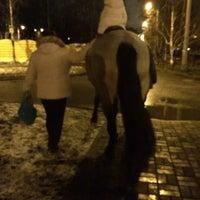 Photo taken at Детская площадка во дворе 41/3 by Любовь А. on 12/3/2014