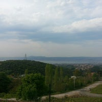 Photo taken at Yuvacık by Ezgi Su O. on 4/16/2014