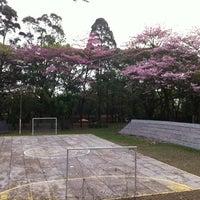 Photo taken at Praça Provincia De Saitama by Filipe X. on 10/24/2012