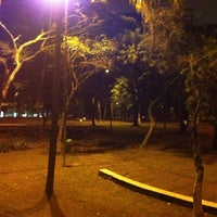 Photo taken at Praça Provincia De Saitama by Filipe X. on 10/18/2012