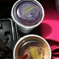 Photo taken at Tropical Smoothie Cafe by Kristen N. on 3/21/2013