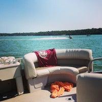 Photo taken at Lake Koronis by Dan S. on 8/31/2013