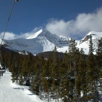 Photo taken at Big Sky Resort by Dan S. on 2/21/2013